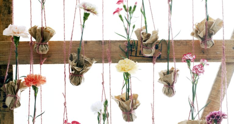 trendy hangplanten