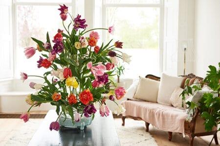 Verse bloemen voor jouw moment