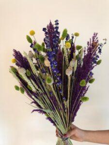 bos gekleurde bloemen boeketten