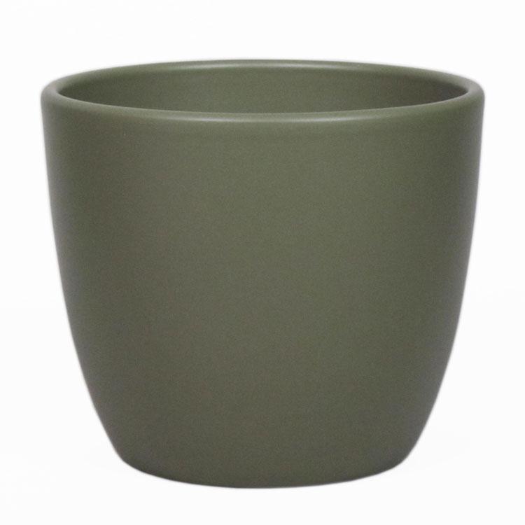plantenpot groen
